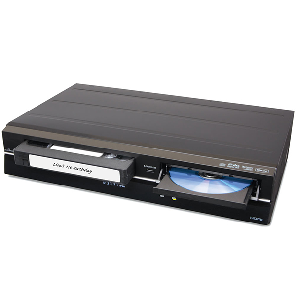 Maker Space VHS to DVD Converter Pic